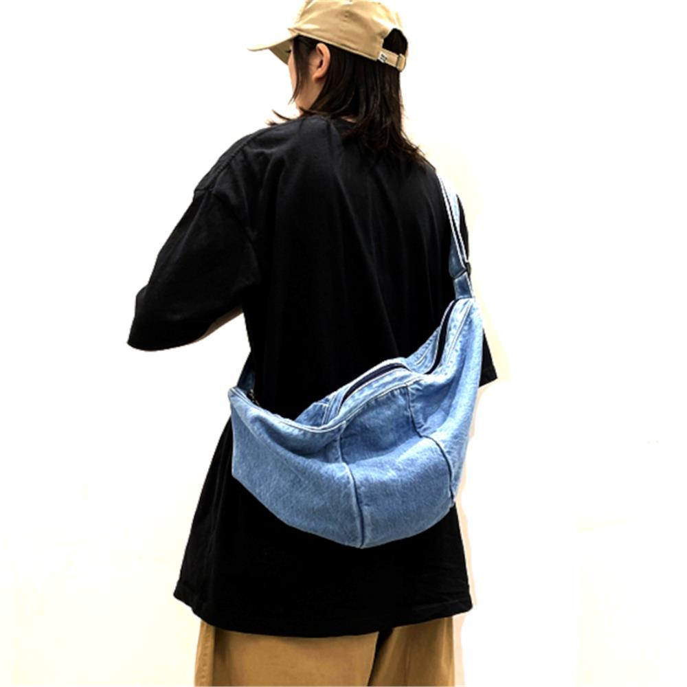 2021 Fashion Denim Single-shoulder Bags High Quality Women Bags Ladies Handbags Jean Shoulder Crossbody Bags
